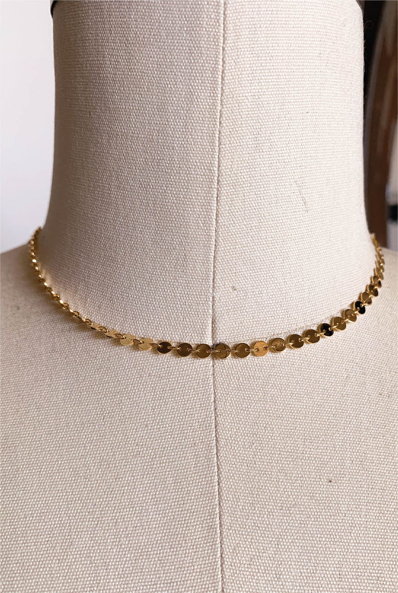 Circlet Choker - Tucker Brown