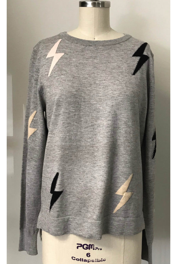 Bomb Lightening Sweatshirt - Tucker Brown