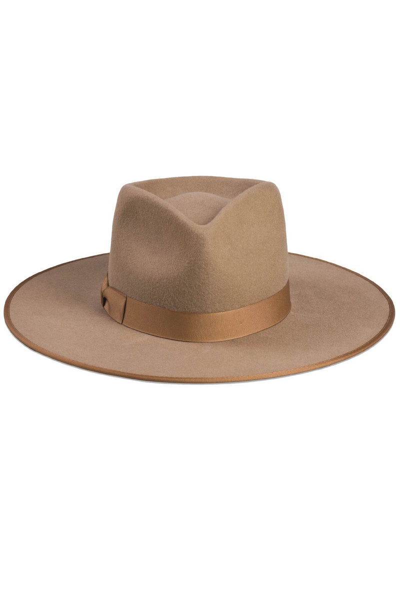 Teak Rancher Hat - Tucker Brown