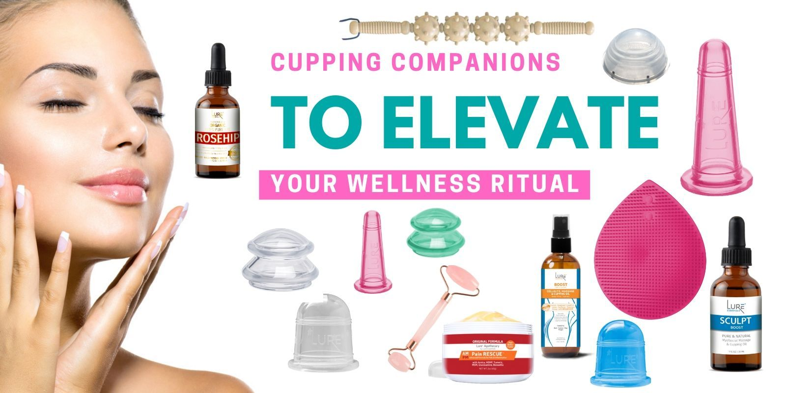Cupping Companions to Elevate Your Wellness Ritual - Lure Essentials
