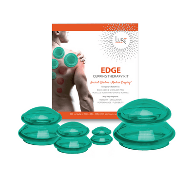 EDGE™ Cupping Set of 4 w Bag - Lure Essentials