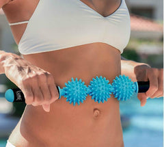 Muscle Roller Stick and Fascia Cellulite Massager
