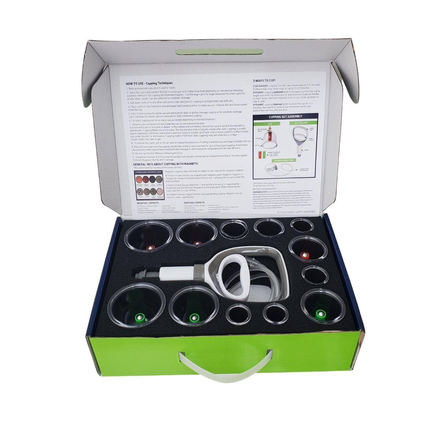 ADVANTAGE Cupping Therapy Set