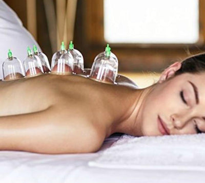 Premium Professional Cupping Therapy Kit
