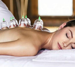ADVANTAGE Biomagnetic Chinese Cupping Set