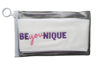 BEyouNIQUE Embroidered Headband