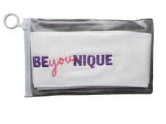 BEyouNique Embroidered premium quality SPA headband