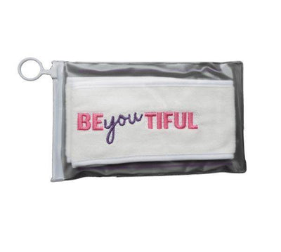 BEyouTIFUL Embroidered Headband - Lure Essentials