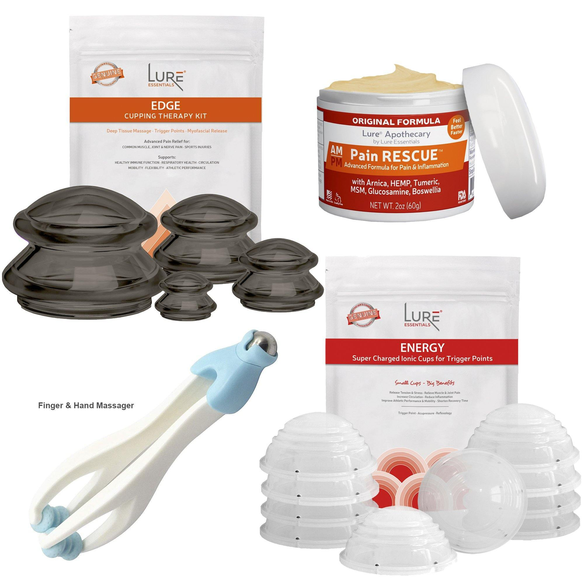 Mobility & Recovery Therapy Set - Lure Essentials