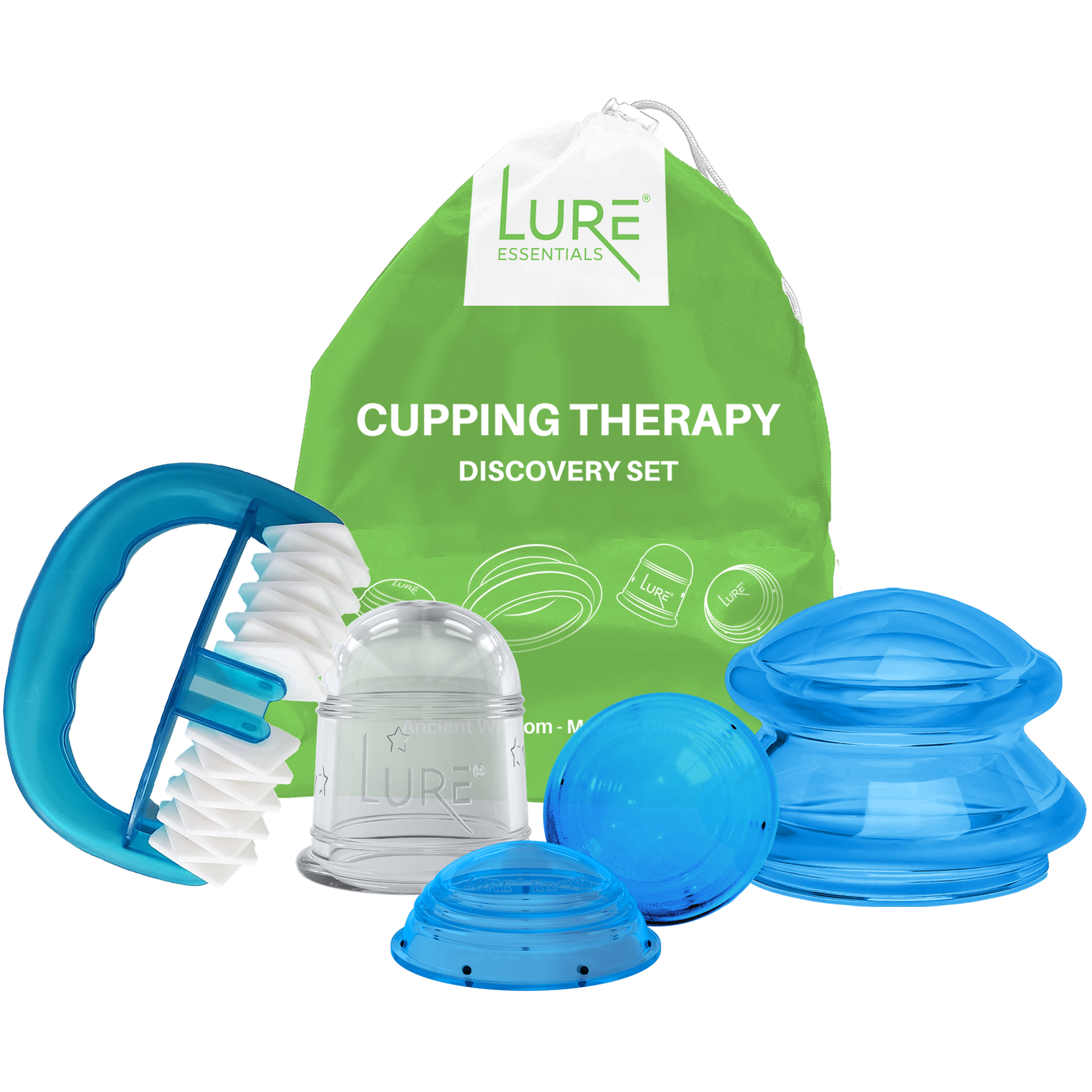 Discovery Beginner Cupping Set - Lure Essentials