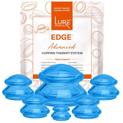 EDGE™ Cupping Set of 6 - Blue