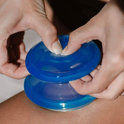 EDGE™ Cupping Set of 4 - Blue