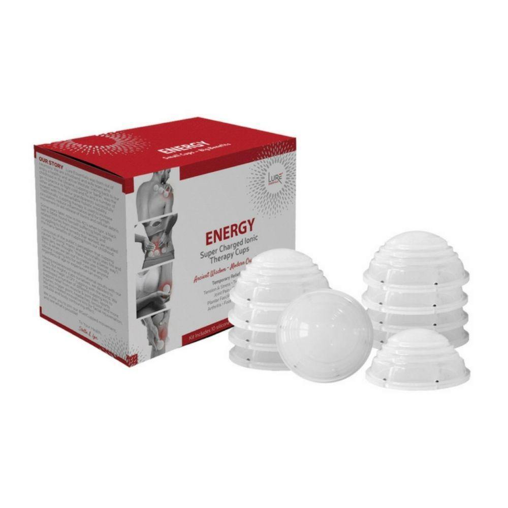 Ionic ENERGY - Cupping Set w Bag - Lure Essentials