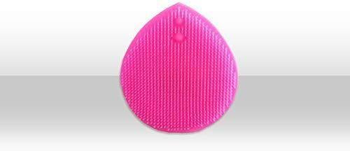 Pink Silicone Facial Brush - Lure Essentials