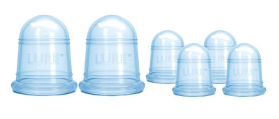 ZEN Body Cupping Set of 6 - Blue - Lure Essentials