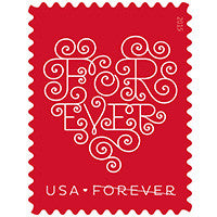Forever Hearts Stamps