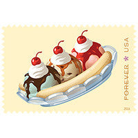 Soda Fountain Favorites Stamps