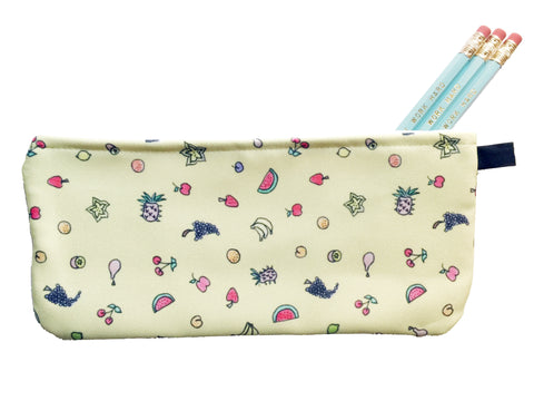 Juicy Fruits Pencil Pouch