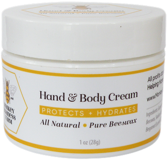 Hand & Body Cream - Monkey Business Farm