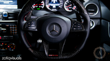 Pre Loved Carbon Fiber Mercedes Benz Steering Wheel