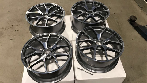 Used:Mercedes Benz AMG  C63 507 rims
