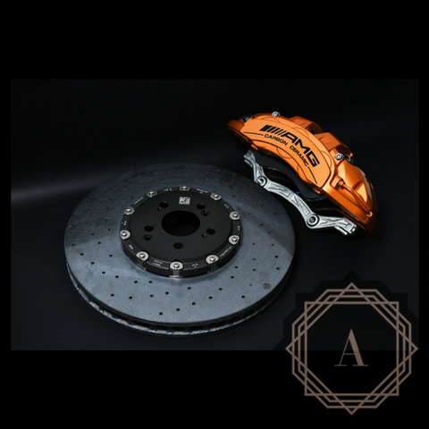 Performance Upgrade:Mercedes Benz AMG Carbon Ceramic Brakes W205/212/218