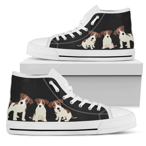 Nice-JACK RUSSEL Women's High Top