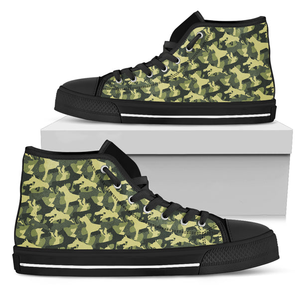 Camouflage Boxer Military men