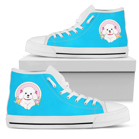Poodle Women's High Top