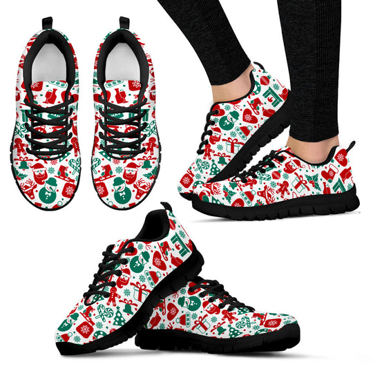 Christmas Things Women's Sneakers