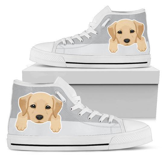 Labrador Retriever Women's High Top