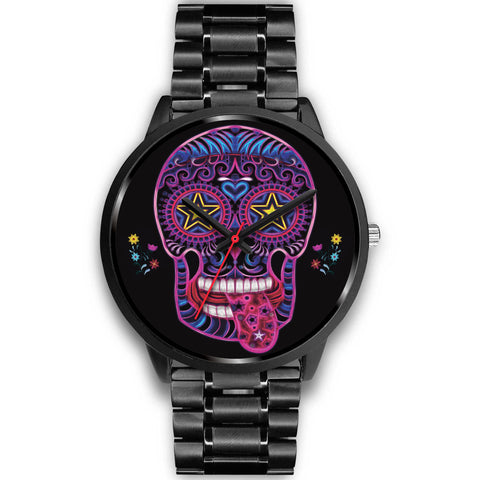 Sugar Skull Superstar Watch for Lovers of Skulls