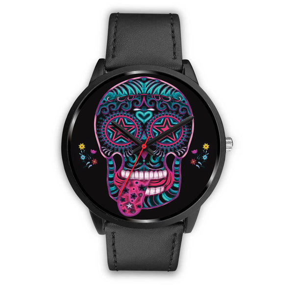 Sugar Skull Superstar 2 Watch for Lovers of Skulls