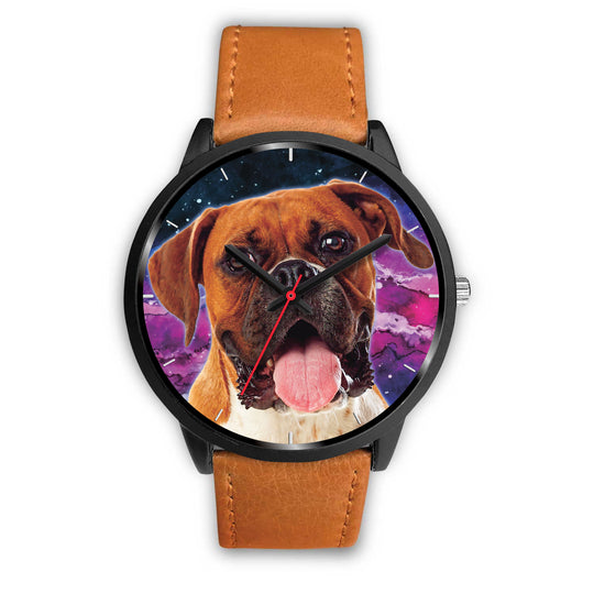 Boxer Dog Hearts Watch for Lovers of Boxers