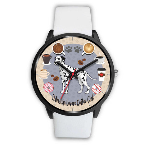 Dalmatian Lovers Coffee Club Watch for Lovers of Dalmatians