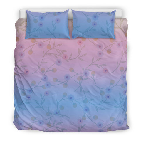 Shades of Spring Bedding Set