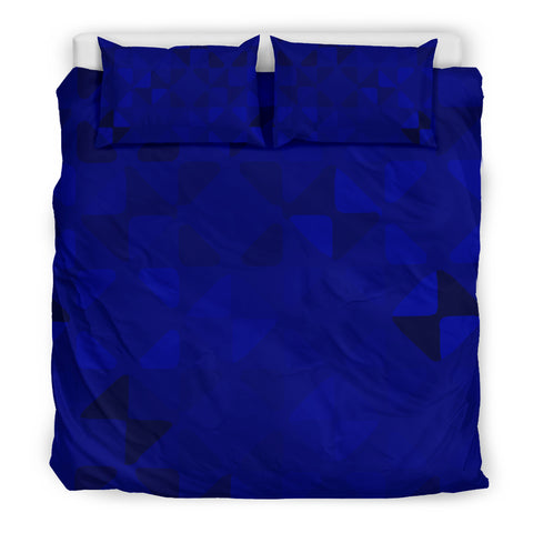 Midnight Blue Bedding Set