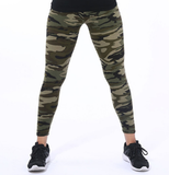 High Quality Camouflage Leggings