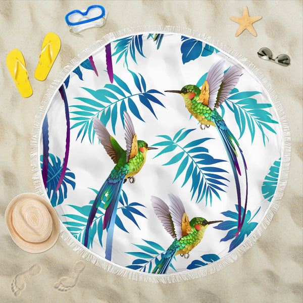 Hummingbird Beach Blanket