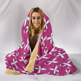End Violence Against Women Hooded Blanket