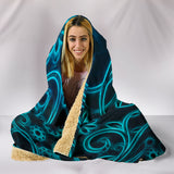 Boho Hoho Hooded Blanket