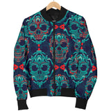 Skull Women's Bomber Jacket