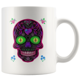 Wicked Skulls Mug for Skull Loverz