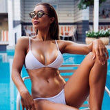 "Free Offer ""The Bella"" Brazilian Bandage Bikini Set - Available In 4 Colors"