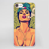Weed Art Design iPhone Cases - 12 Styles Available