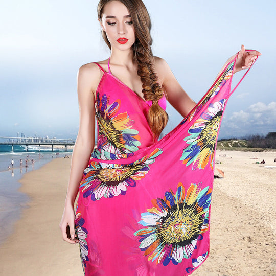 Beach Dress Bikini Cover Ups - 19 Available Styles
