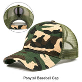 Free Offer Ponytail Baseball Hats - Hurry Many Colors Still Available!