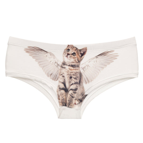 Sexy Pussy Cat Panties - 19 Different Styles