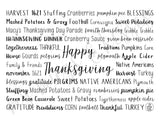 Thanksgiving Tumbler