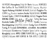Fall Travel Mug